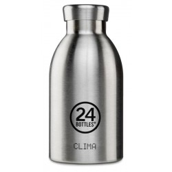Steel Clima Bottle 0,330 L