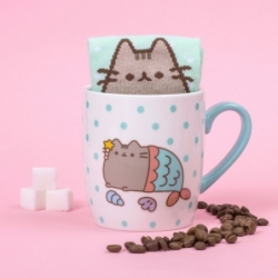 Pusheen - Sock in a Mug -...