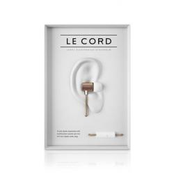 GLD01-EARPHONES DORADO