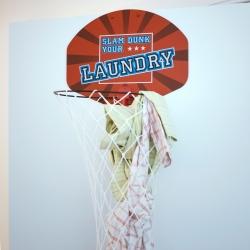 Slam Dunk Toilet Basketball