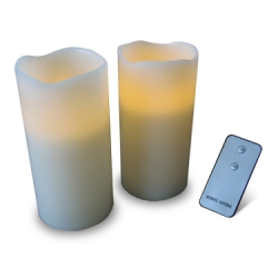 Remote Control Candle Set -...