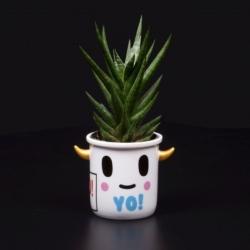 Tokidoki - Yo Ceramic Planter