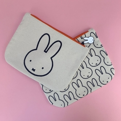MIFFY - HEAD REPEAT POUCHES