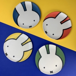 MIFFY - Set 4 platos eco...