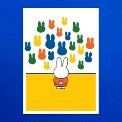MIFFY TEA TOWELS Head...