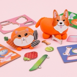 NOVELTY - Mould Your Own Pets