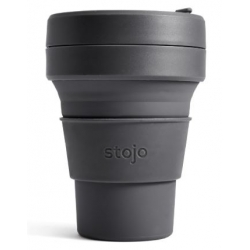 Stojo Pocket Cup 335ml. CARBON