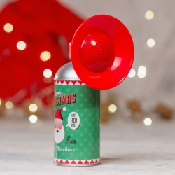 NOVELTY - Xmas in a Can